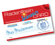 Radenthein Sommer Card
